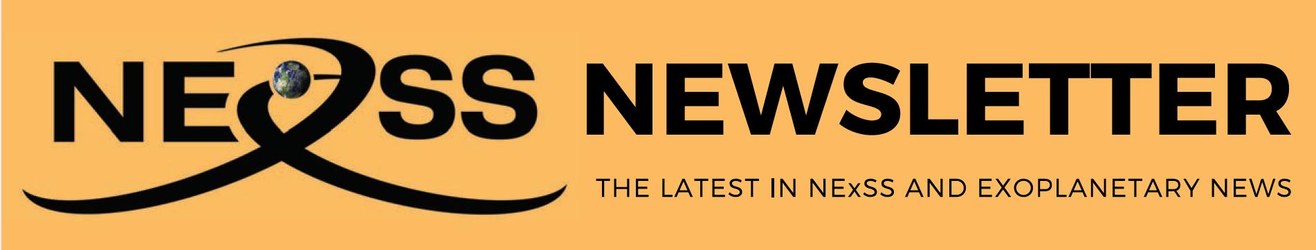 Banner image for January 2021 Newsletter